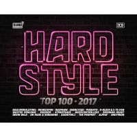 Hardstyle Top 100 - 2017 - 2CD