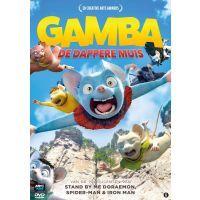 Gamba - De Dappere Muis - DVD