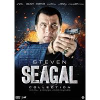 Steven Seagal Collection - 3DVD