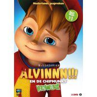 Alvin en de Chipmunks - Verzamelbox 1-3 - 3DVD