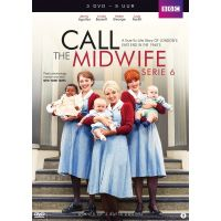 Call The Midwife - Serie 6 - 3DVD