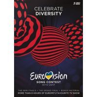 Eurovision Song Contest - Kiyv 2017 - 3DVD