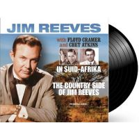Jim Reeves - The Country Side Of Jim Reeves + In Suid-Afrika - LP