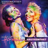 Anita und Alexandra Hofmann - Hautkontakt - CD