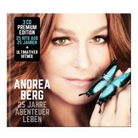 Andrea Berg - 25 Jahre Abenteuer Leben - Premium Edition - 3CD