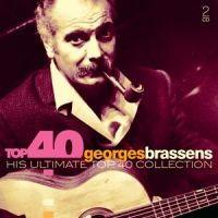 Georges Brassens - Top 40 - 2CD