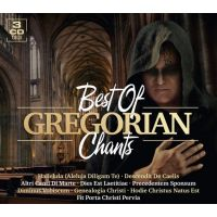 Gregorian Chants - Best Of - 3CD
