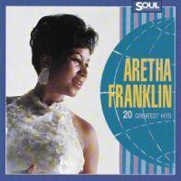 Aretha Franklin - 20 Greatest Hits - CD