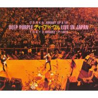 Deep Purple - Live In Japan - 3CD