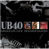 UB40 - Labour Of Love I - II - III - The Platinum Collection - 3CD