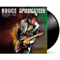 Bruce Springsteen - Rockin' Live From Italy 1983 - LP