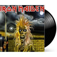 Iron Maiden - Iron Maiden - LP