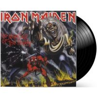Iron Maiden - The Number Of The Beast - LP