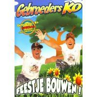 Gebroeders Ko - Feestje Bouwen! - DVD