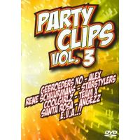 Party Clips - Vol. 3 - DVD