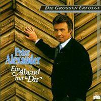 Peter Alexander - Ein Abend Mit Dir - Die Grossen Erfolge - CD