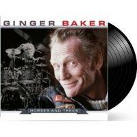 Ginger Baker - Horses And Trees - LP