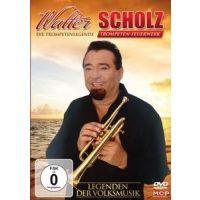 Walter Scholz - Trompeten Feuerwerk - Legenden Der Volksmusik - DVD