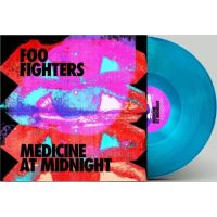 Foo Fighters - Medicine At Midnight - Limited Blue Vinyl - LP