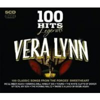 Vera Lynn - 100 Hits Legends - 5CD