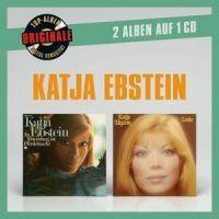 Katja Ebstein - 2 Alben Auf 1 CD - In Petersburg ist Pferdemarkt + Liebe - CD