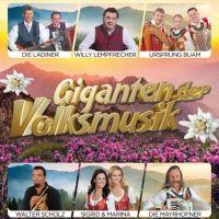 Giganten Der Volksmusik - CD