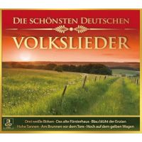 Die Schonsten Deutschen Volkslieder - 3CD