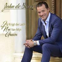 John de Bever - Jij Krijgt Die Lach Niet Van Mijn Gezicht - CD