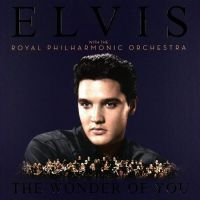 Elvis Presley - With The Royal Philharmonic Orchestra - The Wonder Of You - BOX