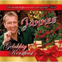 Jannes - Gelukkig Kerstfeest - CD