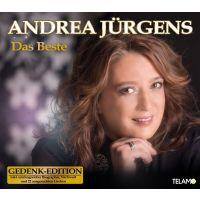 Andrea Jurgens - Das Beste - Gedenk Edition - CD