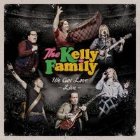 The Kelly Family - We Got Love - Live - 2CD