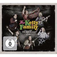 The Kelly Family - We Got Love - Live - 2CD+2DVD