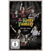 The Kelly Family - We Got Love - Live - 2DVD