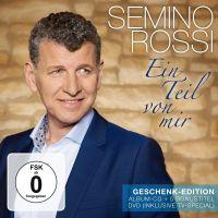 Semino Rossi - Ein Teil Von Mir - Geschenk Edition - CD+DVD