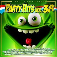 Party Hits - Vol. 38 - Jubileum Editie - CD