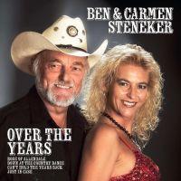 Ben en Carmen Steneker - Over The Years - CD