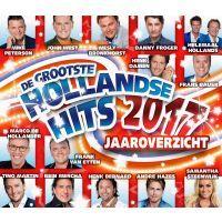 De Grootste Hollandse Hits - Jaaroverzicht 2017 - 2CD