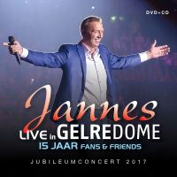 Jannes - Live In Gelredome - DVD+CD