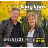 Jan Keizer & Anny Schilder - Greatest Hits - CD+DVD
