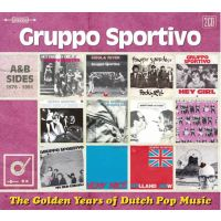 Gruppo Sportivo - The Golden Years Of The Dutch Pop Music - 2CD