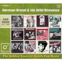 Herman Brood & His Wild Romance - The Golden Years Of The Dutch Pop Music - 2CD