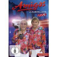 Amigos - Zauberland Live - DVD