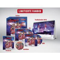 Amigos - Zauberland Live - LIMITIERTE FANBOX
