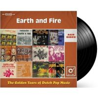 Earth And Fire - The Golden Years Of Dutch Pop Music - 2LP