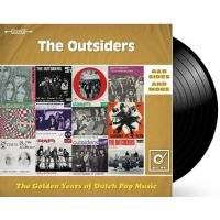 The Outsiders - The Golden Years Of Dutch Pop Music - 2LP