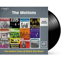 The Motions - The Golden Years Of Dutch Pop Music - 2LP