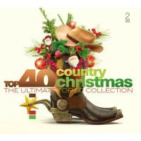 Country Christmas - Top 40 - 2CD