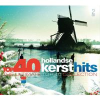 Hollandse Kerst Hits - Top 40 - 2CD