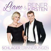 Liane & Reiner Kirsten - Schlager Erinnerungen - CD